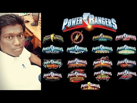 How To DOWNLOAD All Power Rangers Episodes (Tamil Tutorial)  #DilipanV #fandom