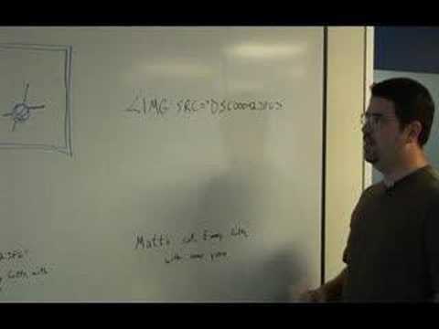 Matt Cutts discusses the alt attribute