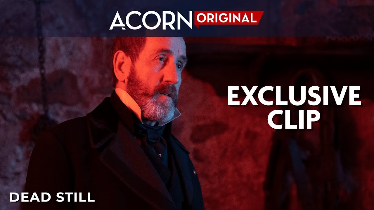 Acorn Tv Original Dead Still Exclusive Clip 2 Youtube