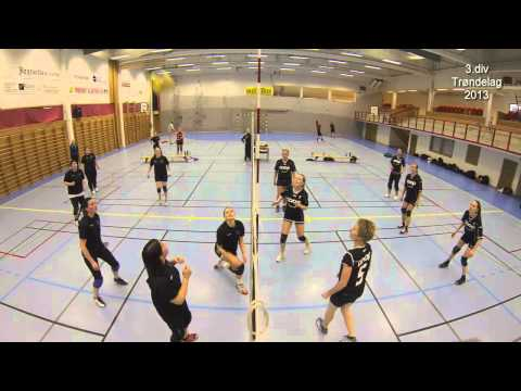 IL Fram Volleyball vs Verdal 1 Damer 03 11 2013