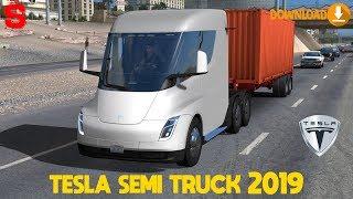 "[""Amercian truck Simulator"", ""Euro truck Simulator 2"", ""Ets2"", ""Ets2.lt"", ""Ats"", ""Atsmods.lt"", ""SiMoN3"", ""Tesla"", ""Tesla project"", ""future truck"", ""tesla truck"", ""Tesla Semi truck + trailer"", ""Tesla 2019"", ""2019"", ""2018"", ""1.31x"", ""subscribe"", ""like"", ""Mr"