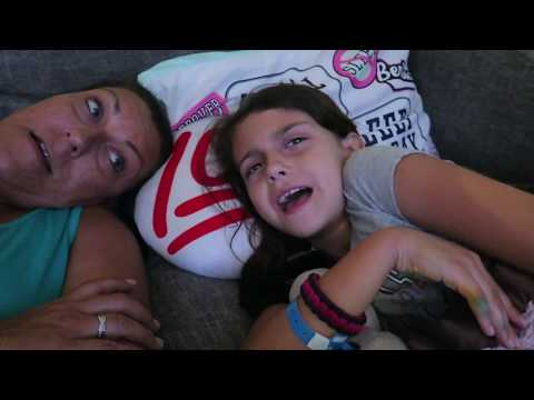 😳 7 YEAR OLD HAS SURGERY! 😂 HILARIOUS REACTION TO ANESTHESIA AFTERMATH!