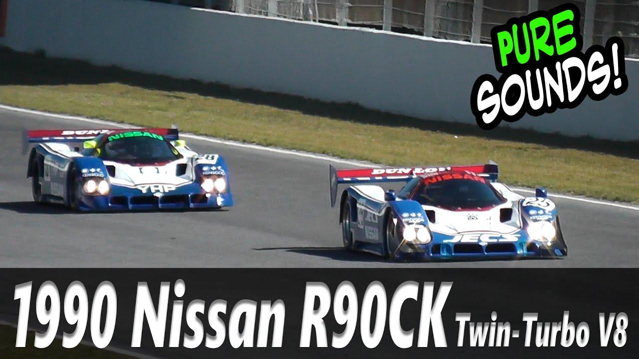 Sounds Race Cars Make