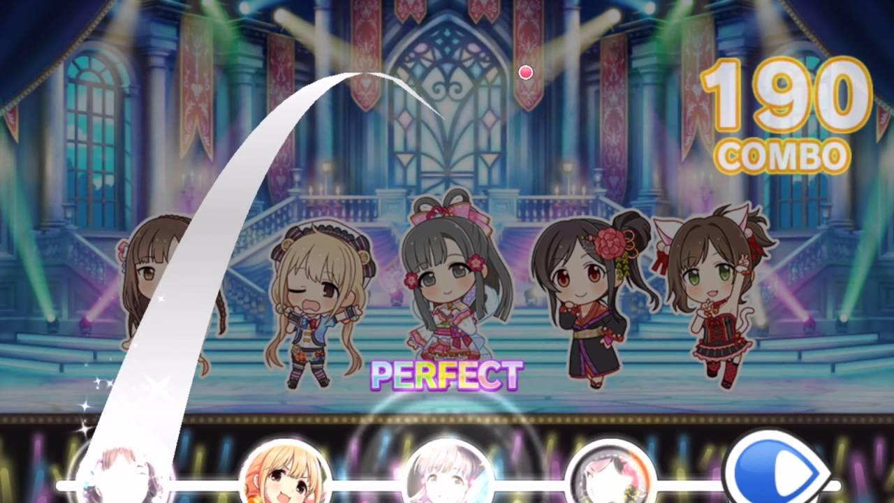 GirlS  DELTA かすがの ゆい 3 新しいゲームをやってみました まだ下手ですが、役に立てたらうれしいです ^^ THE iDOLM@STER Ci derella Girls: Starlight Stage Seizo Ho ou Varukyuria Master full ...