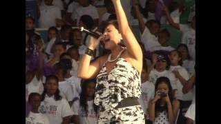 Tessanne Chin ft the Trinidad and Tobago young voices choir