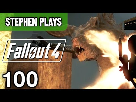 "Fallout 4 #100 - ""Museum of Witchcraft"""