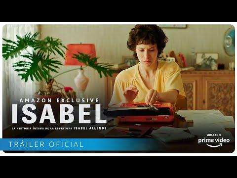 Isabel - Tráiler oficial   Amazon Prime Video