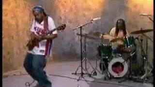 Doug Wimbish and Will Calhoun-GrooveDuet-