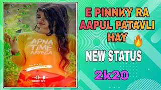 Download E PINNKY RA AAPUL PATAVLI hay||NEW STATUS 2020