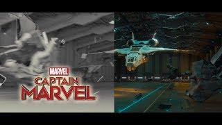Captain Marvel | VFX Breakdown by Digital Domain