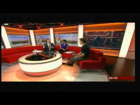 Julian Ovenden  BBC Breakfast  22042016