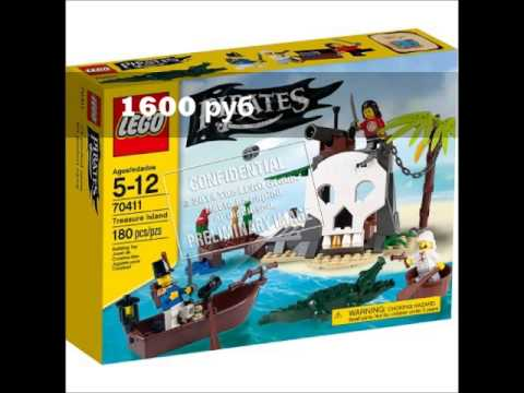 LEGO Pirates Soldiers Fort | LEGO Review & Speed Build - YouTube