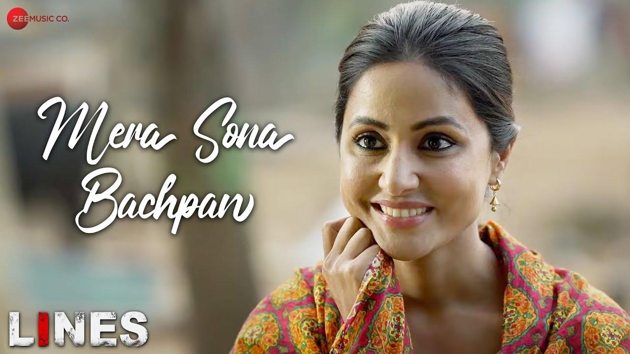Mera Sona Bachpan | Lines | Hina Khan, Rishi Bhutani & Farida Jalal | Samrat Sarkar