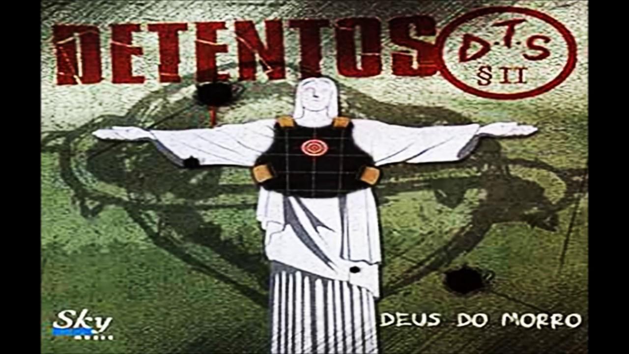 cd detentos do rap deus do morro