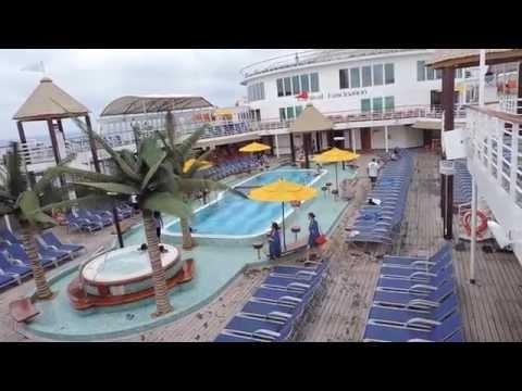 CRUISE TO BAHAMAS- CARNIVAL FASCINATION 2014