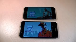 Huawei Nova 2 vs iPhone 6S (HD)