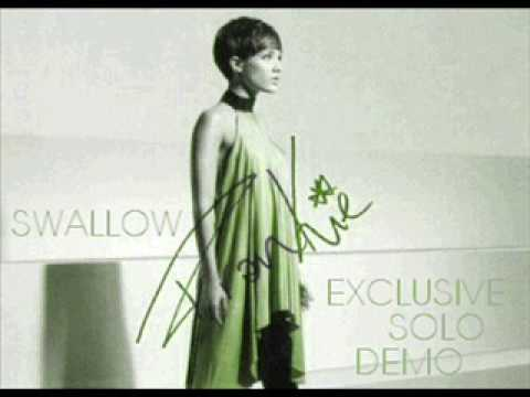 Frankie Sandford – Swallow is a pop rock song