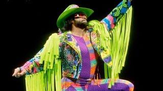 """Macho Man"" Randy Savage NEW THEME SONG & Entrance"