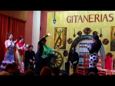 A Must See Flamenco Show At Restaurant In San Juan