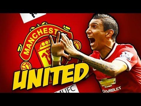 (futnet)Angel Di Maria - Manchester United - Skills,Assists and Goals - 2014/15 HD