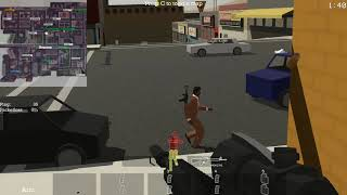 whole lotta red* gamer montage of killing people in sub rosa so that i look like a good player