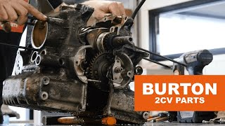 HOW TO REBUILD YΟUR YOUR 2CV ENGINE. Part 1/3 : How to disassemble your 2CV engine?BURTON 2CV PARTS