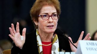 Trump attacks Marie Yovanovitch on Twitter as she testifies during impeachment hearings President Donald Trump on Friday lashed out at former U.S. Ambassador to Ukraine Marie Yovanovitch, as she testified in a public impeachment hearing in the ..., From YouTubeVideos