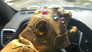 Jeep SRT review WITH ALL THE INFINITY STONES