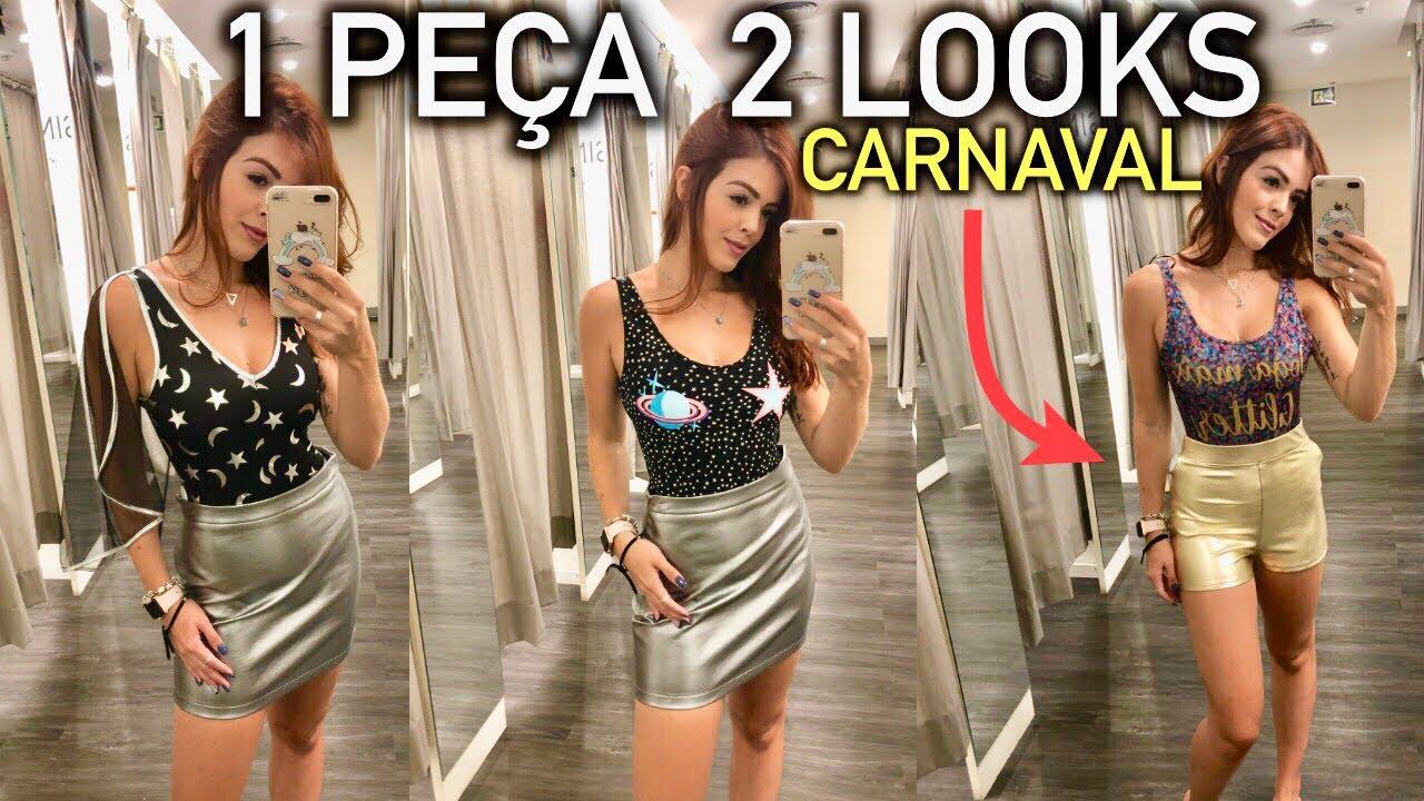 558371640 LOOKS PARA CARNAVAL 2019