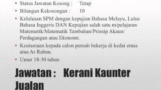 31 Jawatan Kosong Pos Malaysia Berhad