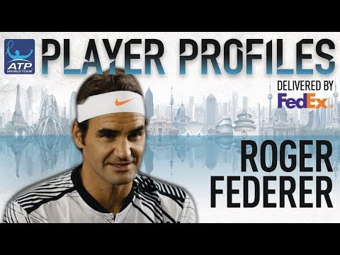 Roger Federer FedEx ATP Player Profile 2017