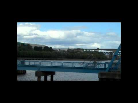 Get Carter film locations part 17 : The Staithes