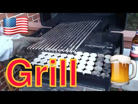 🔴 How to restore a Gas grill MHP grill maintenance