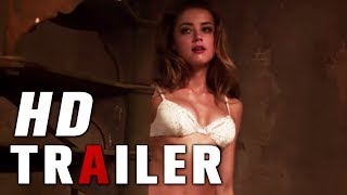 LONDON FIELDS Official Trailer 2018 Amber Heard  Cara Delevingne