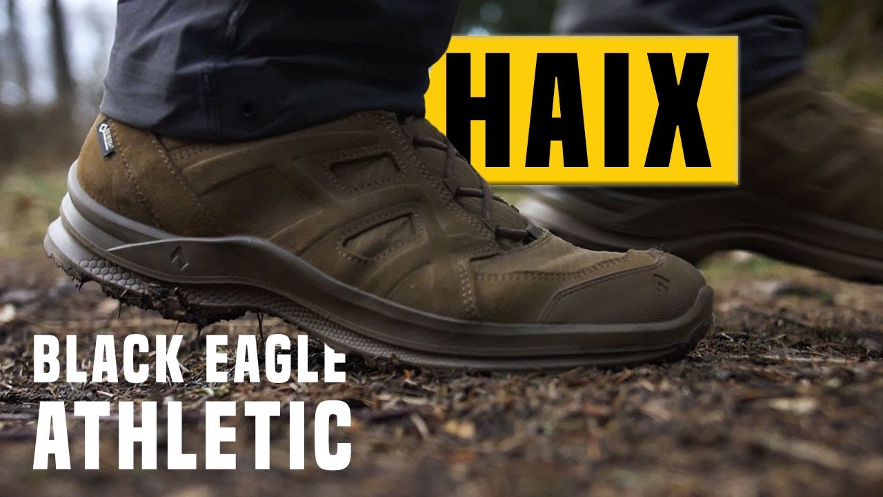 d0a7c45aea6 Haix Black Eagle Athletic 2.0 V GTX Mid - Fieldtest Gear Review