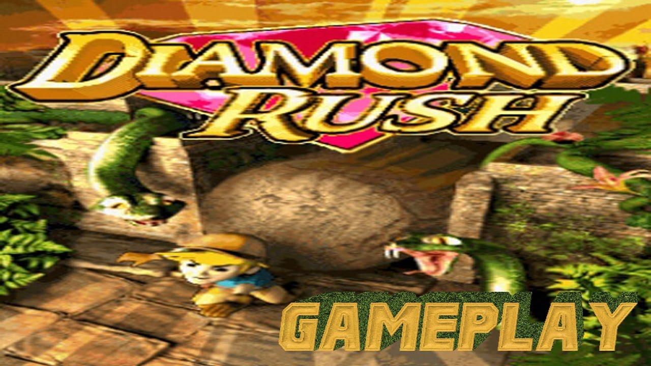 Diamond Rush Java Game