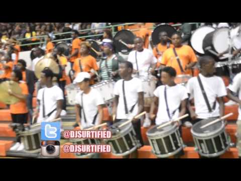 Blanche Ely High School Pep Rally 2015 music DJ Surtified