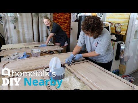 DIY Kitchen Cabinet Upgrade | DIY Nearby | Hometalk