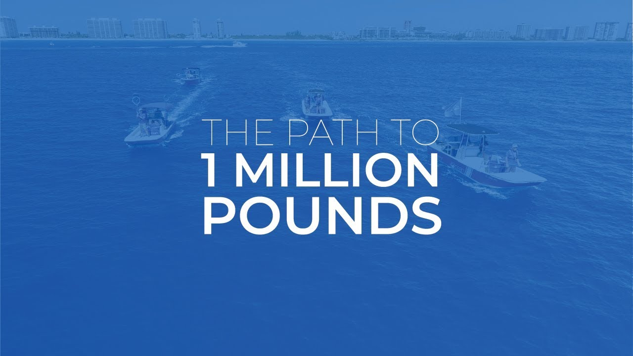 4ocean | The Path to 1 Million Pounds
