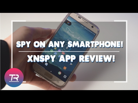 Spy on Any Smartphone! XNSPY Monitoring App! (IOS and Android)