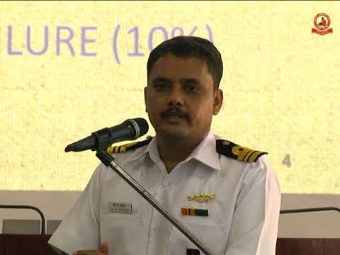 Orientation Program on Service Selection Board (SSB) by Lt.Cdr.G.K.Sridharan