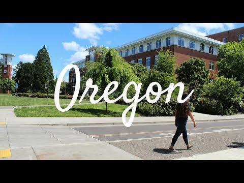 VLOG: Corvallis, Oregon 5/19-5/20