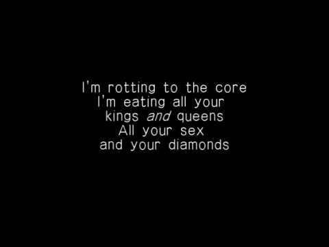 David Usher - Black black heart - Lyrics