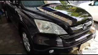 Honda CRV 2.4 (RE) 2008 Review (In Depth Tour)