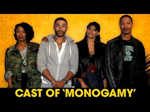 The Cast Of 'Monogamy' On Fidelity, HoePhases, Switching Spouses  More