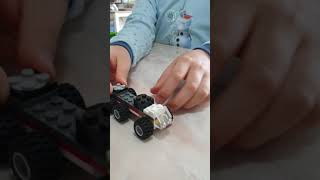 창작) lego mini crane 레고 미니크레인