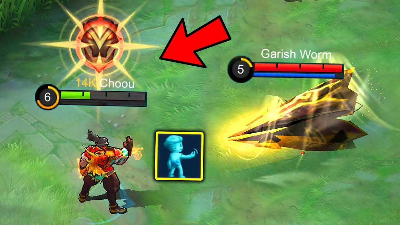 Chou users, Try this when you encounter ALDOUS!! 🔥