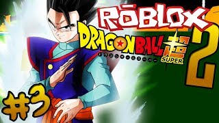 UNLOCKING MYSTIC FORM??! | Roblox | Dragon Ball Super 2 | Episode 3