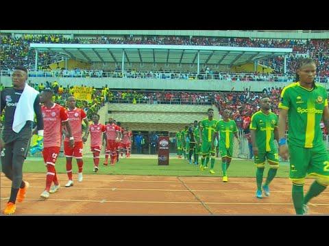 Download Yanga ilivyoichapa Simba 1-0 mbele ya Rais Magufuli