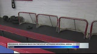 Frozen programs are back on ice at Pekin Ice Rink